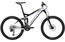 Felt MTB Compulsion Comp alpine white/black